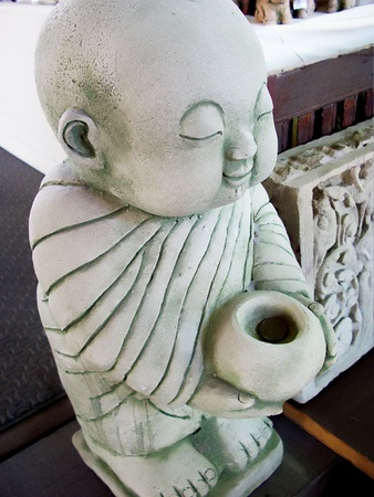 Stucwerk Monk