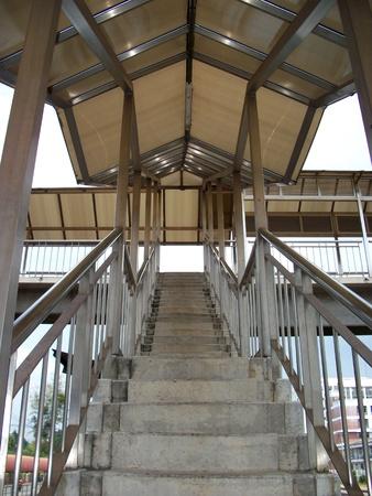 Ladder bridge Imagens