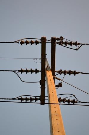 elektriciteit post