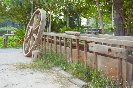 baler: old Turbine baler