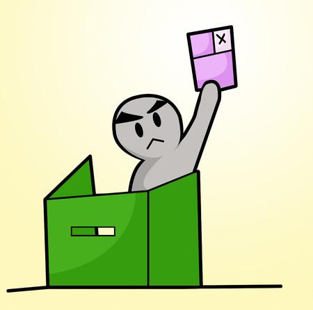 election cartoon photo