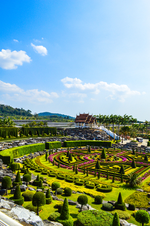 Nong Nooch tropical garden in Pattaya photo