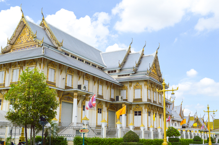 temple Sotorn in Thailand  photo