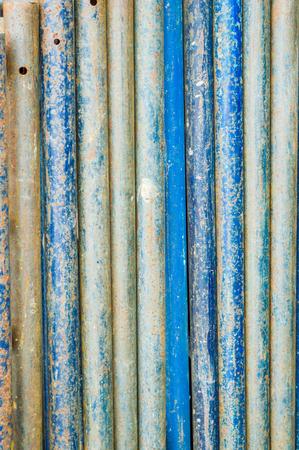 sort: steel rebar sort on the ground