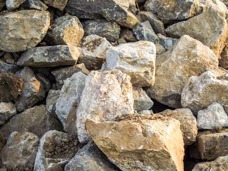 stone mound