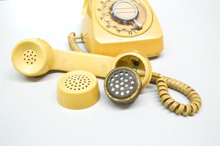 handset: phone handset