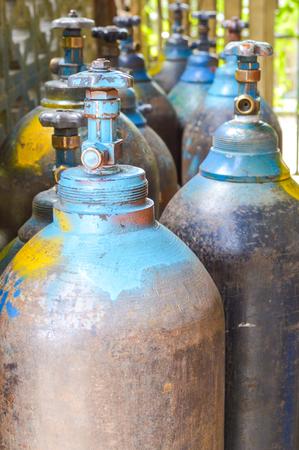 Air tank  Фото со стока