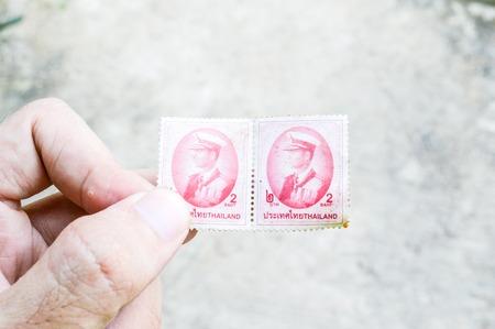 old stamp thailand 新聞圖片