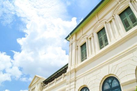 maha: Chakri Maha Prasat Throne Hall