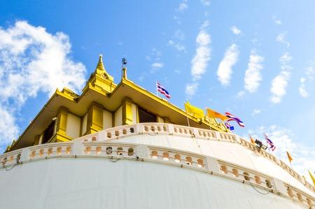 Wat Sraket in Bangkok Thailand