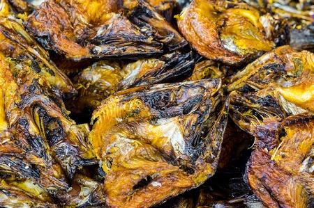 salted fish photo