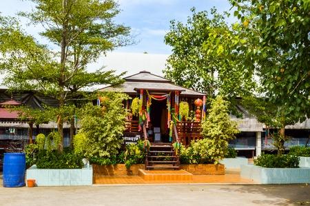 joss: Thai Style Joss House, Thailand