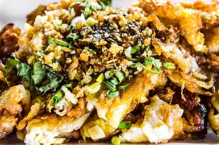 Hoi Tod, Thaifood Stock fotó