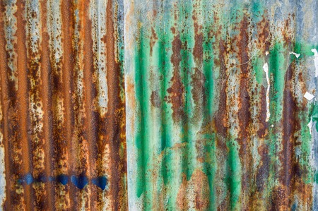 Rusty metal texture photo