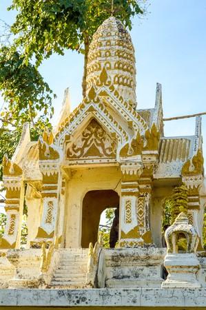 joss: Thai Style Joss House Editorial
