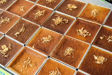 kaeng: Khanom Maw Kaeng (Mung Bean Thai Custard Dessert Recipe)