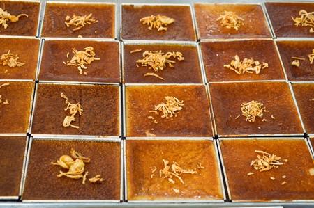 maw: Khanom Maw Kaeng (Mung Bean Thai Custard Dessert Recipe)