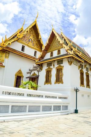 wat bowon: watbowon temple in bangkok Thailand Public temple