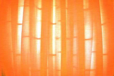 ornage: ornage blinds