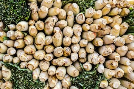 Lemon grass (Cymbopogon citratus) Stock Photo - 36955714