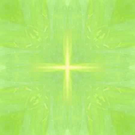 緑の抽象的な背景