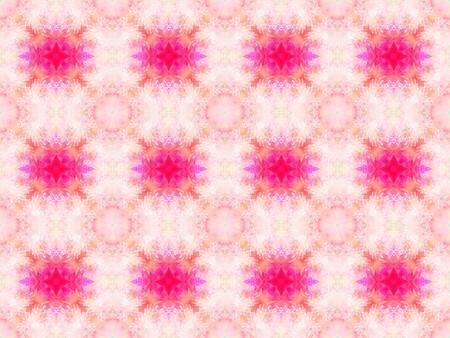 ピンクの抽象的なパターン背景
