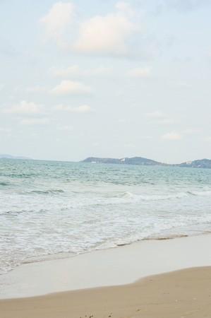 rayong: Mae Ramphueng beach in Rayong, Thailand