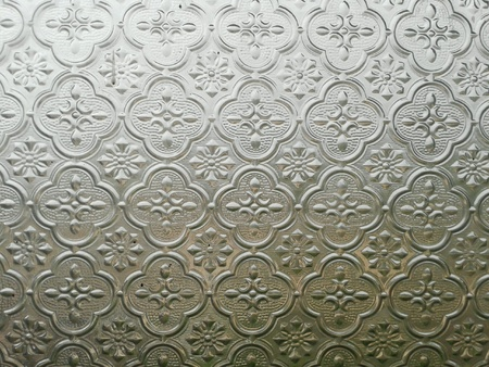 rough: glass texture pattern