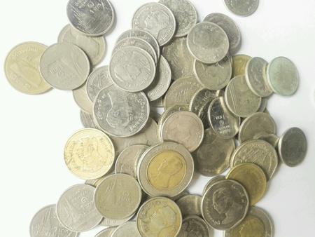 silver: Thailand money