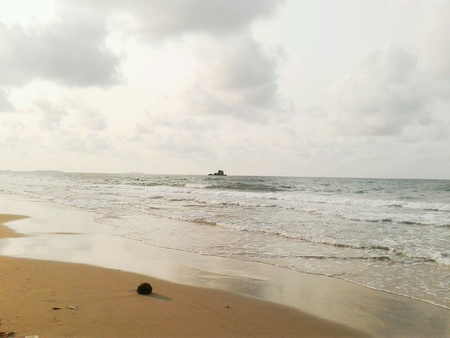 rayong: Sand beach rayong thailand
