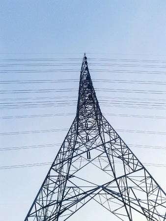 wire: Electricity post