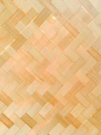 grunge: Bamboo wall