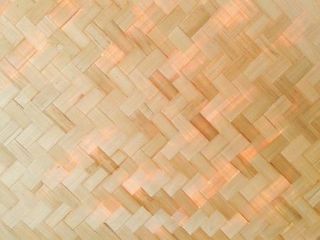 rough: Bamboo wall