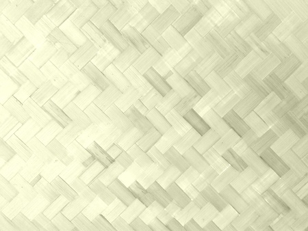 detail: Bamboo wall