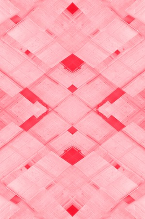 scabrous: red abstract pattern background