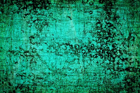 scabrous: green grunge abstract pattern background