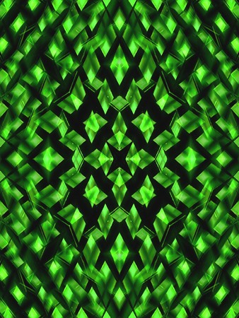 rude: grunge green abstract pattern background