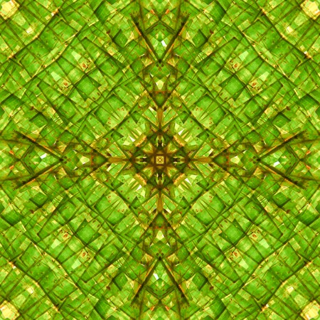 green abstract pattern background Stok Fotoğraf