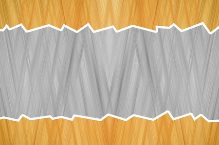 square detail: art brown and gray color abstract pattern background Stock Photo