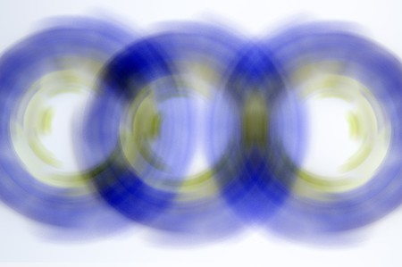 art blue circle abstract pattern illustration background Stock fotó