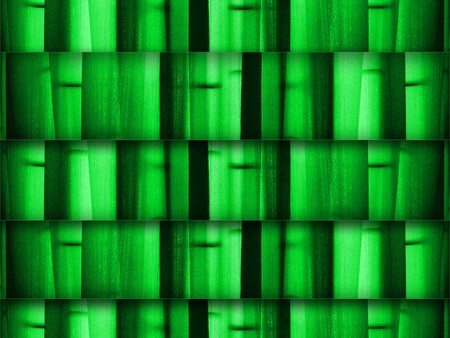 blinds: green blinds abstract color background Stock Photo