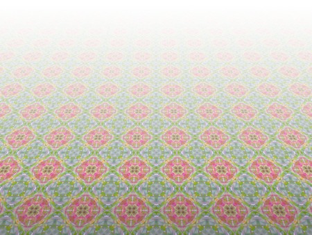 fade away: art green and pink color abstract pattern background