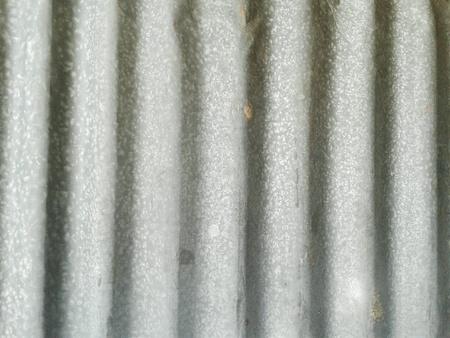 rough: Zinc wall texture background