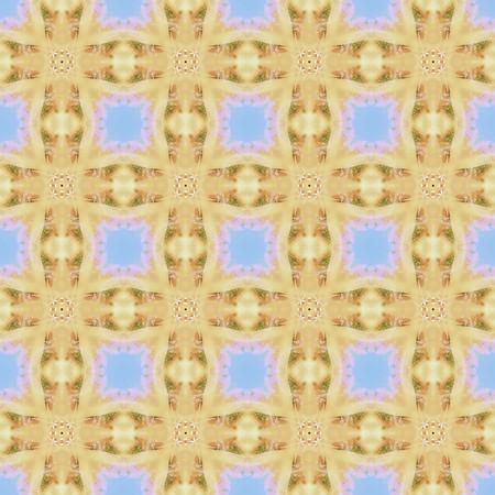 abstrakte muster: braun Kunst abstrakte Muster Hintergrund
