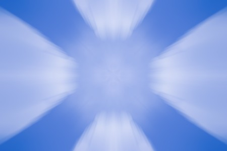 rude: art blue abstract pattern background Stock Photo
