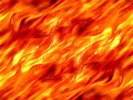 abstract fire: fire abstract background