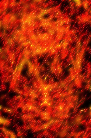 abstract fire: art fire abstract background Stock Photo