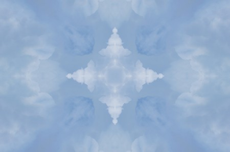 details: art blue abstract pattern background Stock Photo