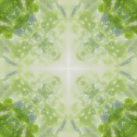 green background: green abstract pattern background Stock Photo