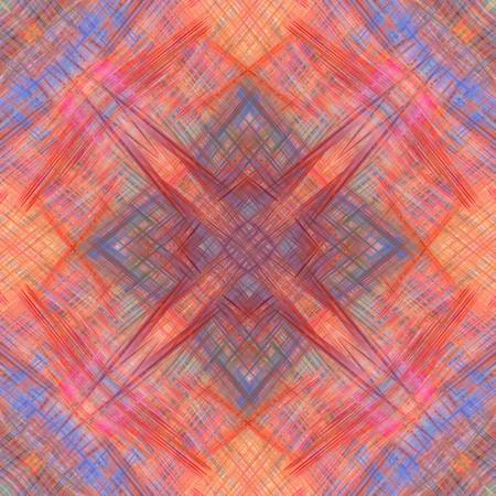 カラフルな抽象的なパターンの背景